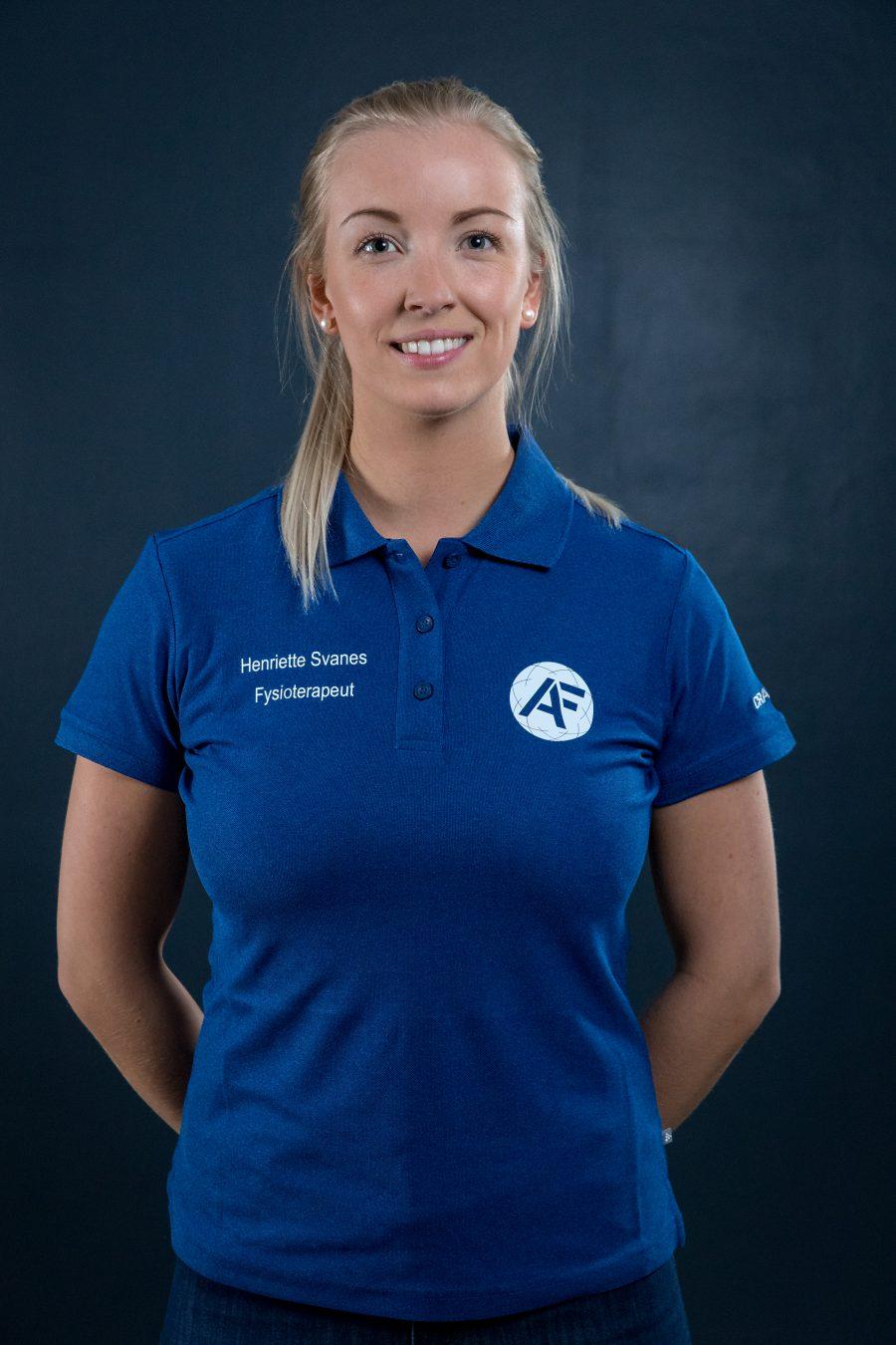 Henriette Svanes