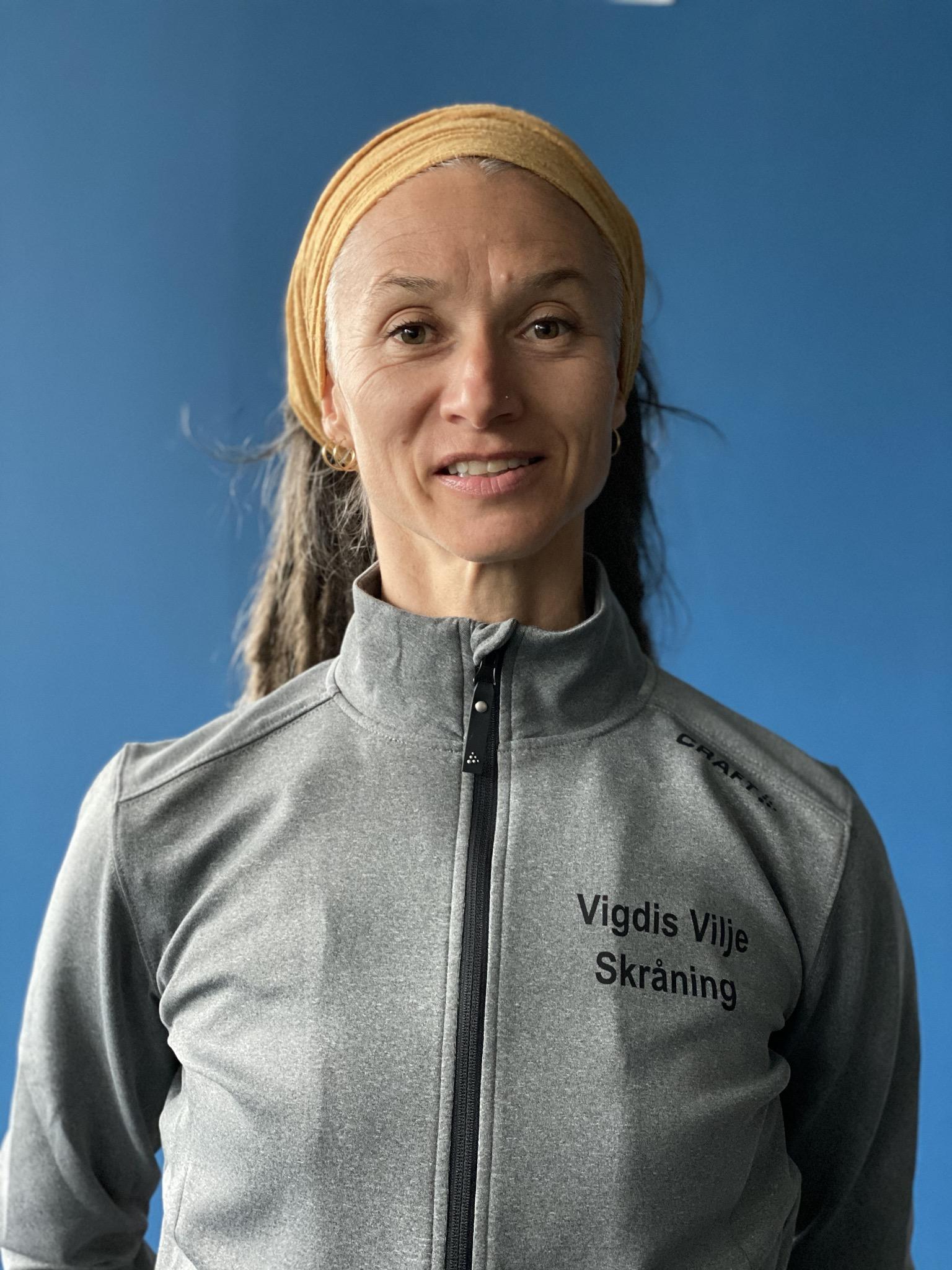 VIGDIS V. SKRÅNING